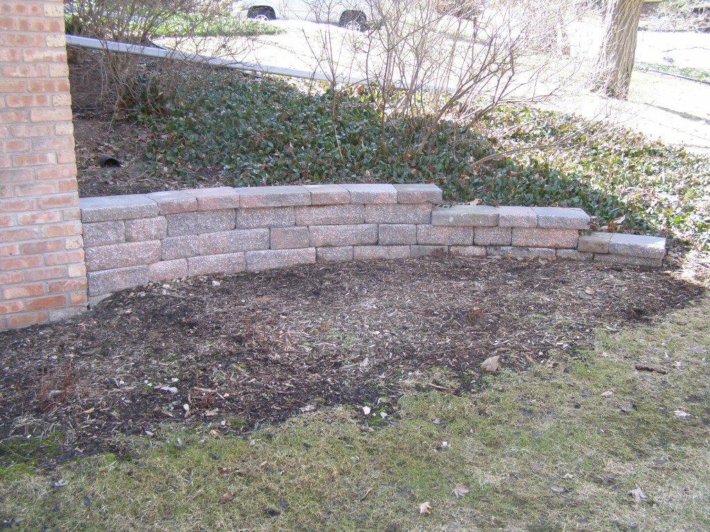 Paver Retaining Wall 40 Image