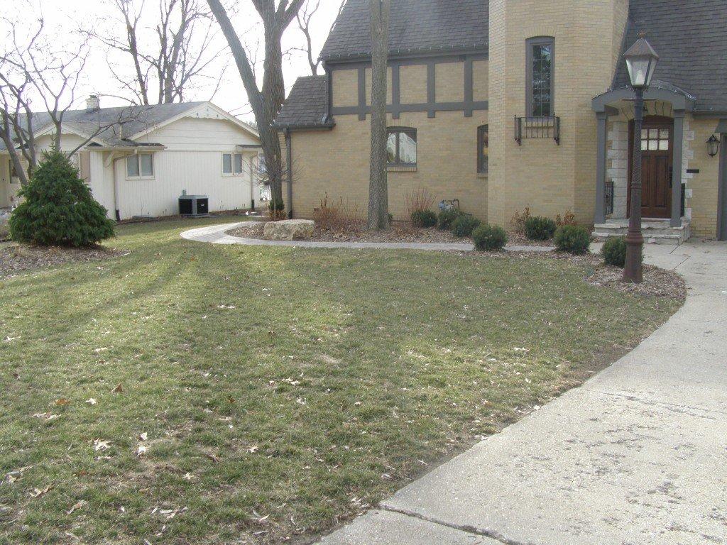 Landscape Renovation Paver Sidewalk 62 Image