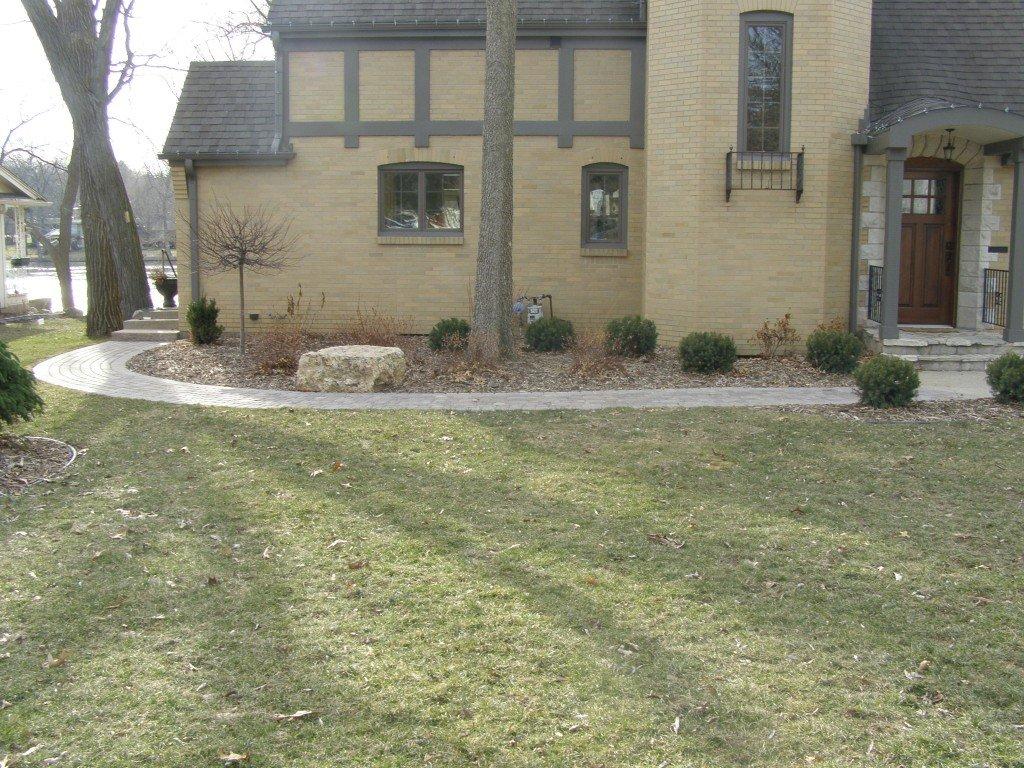 Landscape Renovation Paver Sidewalk 67 Image