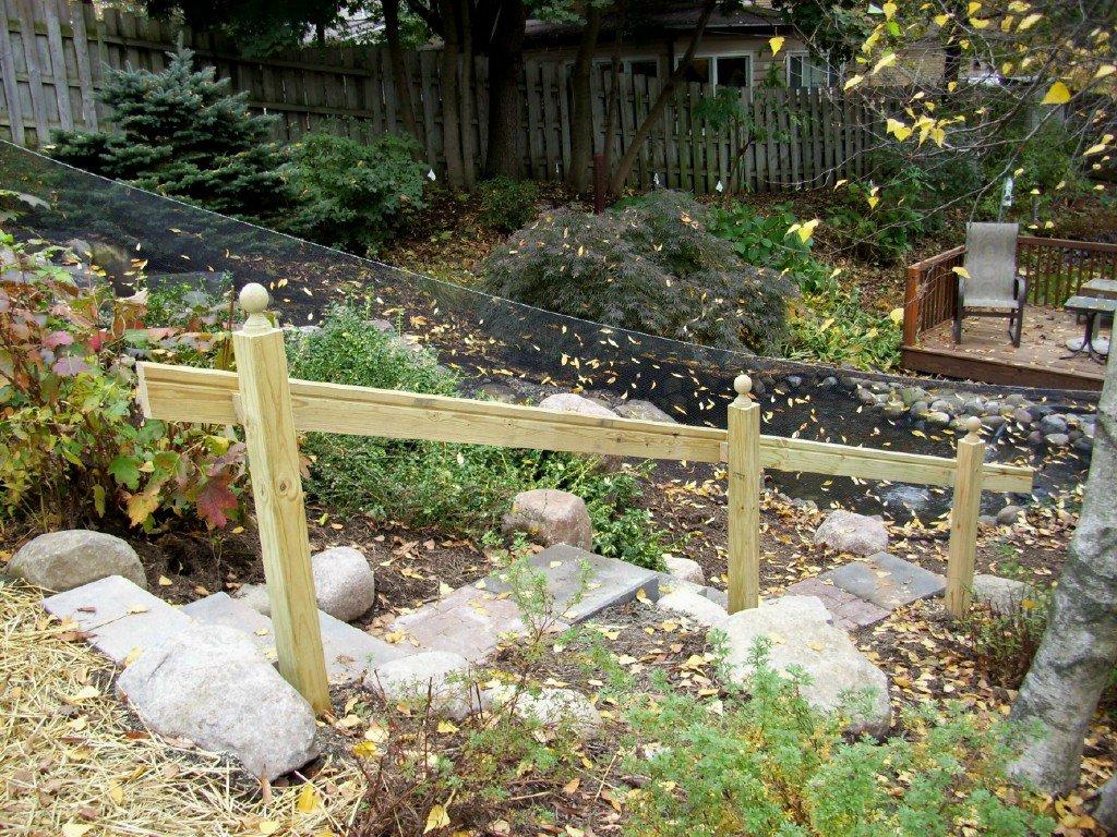 Stone Steps to Pond Image1