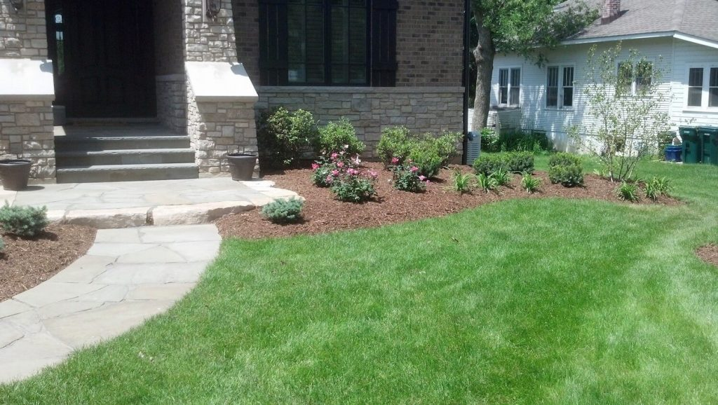 Residential landscape design and installation | RE Marshall Nursery | Rockford IL