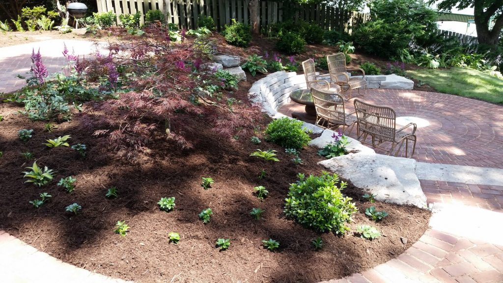 Landscape paver | RE Marshall | Rockford IL