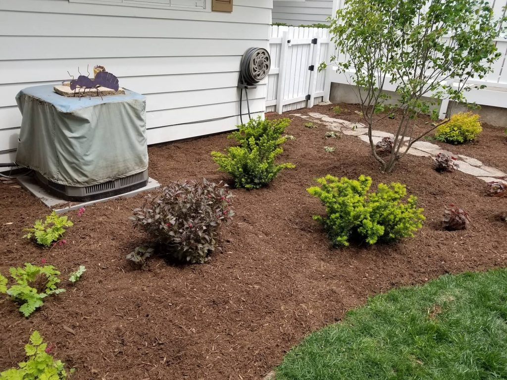 Low maintenance landscaping | RE Marshall | Rockford IL
