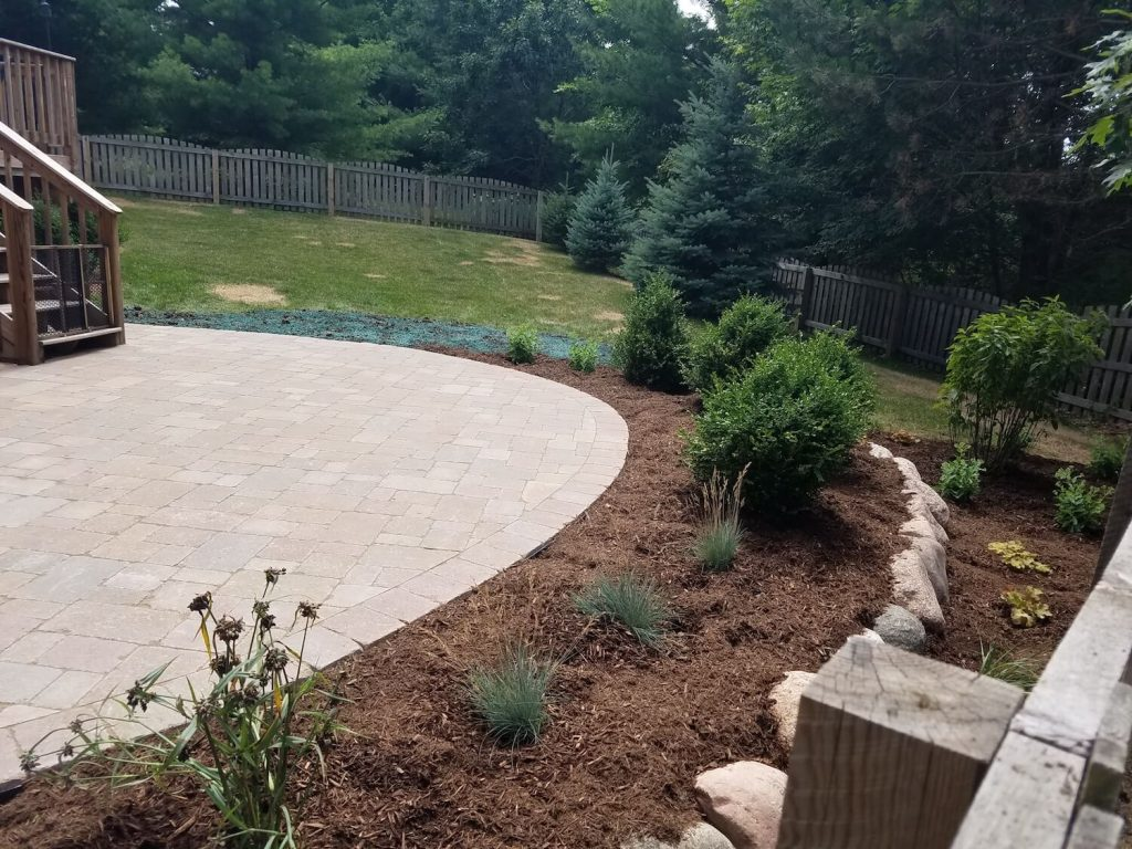 Landscaping and hardscaping | RE Marshall | Rockford IL